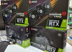 GEFORCE RTX 3090 / RTX 3080 / RTX 3070 / RTX 3060 Ti / RTX 3060 / RADEON RX 6900 XT
